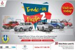 Mitsubishi Trade in Fiesta 2 by United Motors Lanka PLC