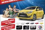 Toyota Wigo Leasing with People's Leasing