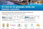 Discount upto 40% for American Express Credit card at Aitken Spence Hotels