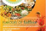 Flavours of Jaffna at Hotel Earl's Regency – 3rd to 5th November 2017 at the Fair Pavilion Terrace
