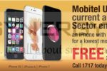 Get your iPhone 5s,iPhone6 and iPhone 7 with Mobitel Upahara