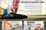 HITACHI SUMITOMO Crawler Cranes from Browns
