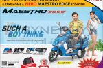 Hero Maestro Edge – Current Price is Rs. 239,999/- from Abans