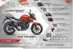 Honda CB Hornet 160R for Rs. 399,500/- Upwards
