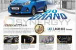 Hyundai Grand i10 now Price in Sri Lanka as Rs. 3,090,000/-