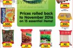 Keells Price Rollback 2016 – Lowest Price for FMCG at 2016 Price now from Keells Super