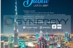 Fly to Dubai for Rs. 51,999/- per person for 2N3Days tour by Srilankan Holidays