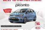 Kia Picanto Price Reduced by Rs. 165,000/- Now
