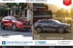 Mazda CX5 and Mazda CX9 Permit Holders Price in Sri Lanka