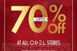 ODEL Sale – Discount upto 70%