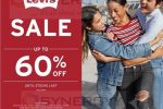 60% off at Levi's Store Colombo