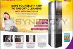 LG Styler – Steam Clothing Care System from Abans for Rs. 293,000/-