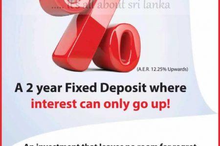 Pan Asia Bank Rising Fixed Deposits