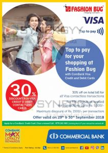 Sampath Bank Credit Card Offers – SynergyY