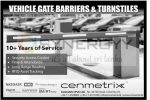 Vehicle Gate Barriers & Turnstiles in Sri Lanka