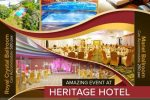 Heritage hotel Anuradhapura Wedding Package detail