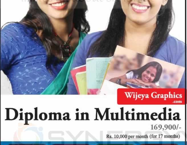 Diploma in Multimedia and short courses by Wijeya Graphics